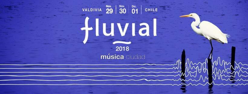 Fluvial - Conferencia y Festival de Música